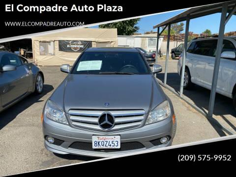 2009 Mercedes-Benz C-Class for sale at El Compadre Auto Plaza in Modesto CA
