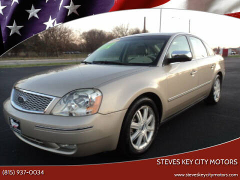2005 Ford Five Hundred for sale at Steves Key City Motors in Kankakee IL