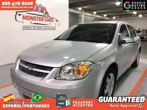 2008 Chevrolet Cobalt for sale at Monster Cars in Pompano Beach FL