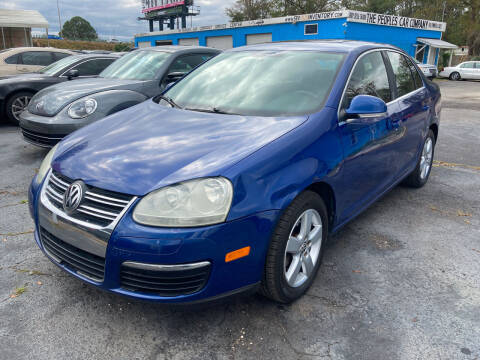 2008 Volkswagen Jetta for sale at The Peoples Car Company in Jacksonville FL