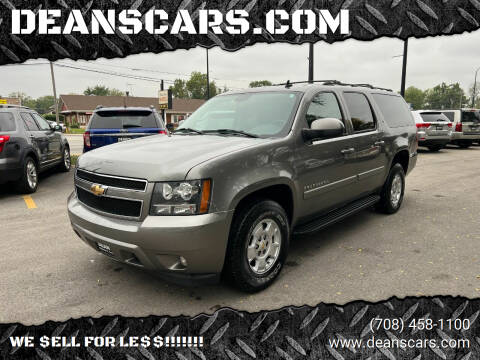 2007 Chevrolet Suburban for sale at DEANSCARS.COM in Bridgeview IL