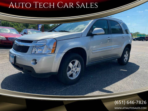 2008 Chevrolet Equinox for sale at Auto Tech Car Sales in Saint Paul MN