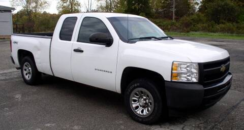 2010 Chevrolet Silverado 1500 for sale at Angelo's Auto Sales in Lowellville OH