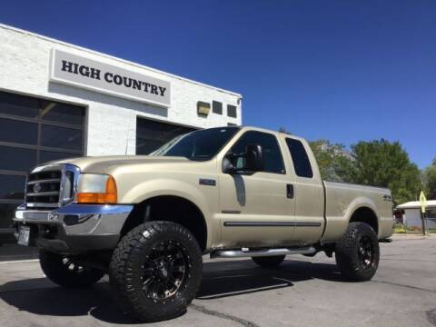 2000 Ford F-250 Super Duty for sale at High Country Motor Co in Lindon UT