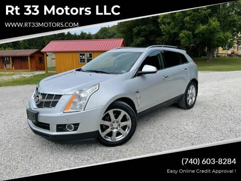 2012 Cadillac SRX for sale at Rt 33 Motors LLC in Rockbridge OH