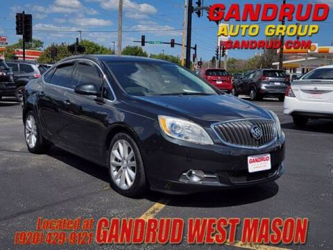2014 Buick Verano for sale at GANDRUD CHEVROLET in Green Bay WI