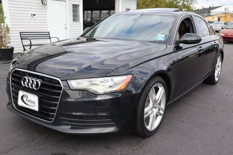 2015 Audi A6 for sale at Randal Auto Sales in Eastampton NJ