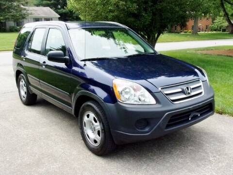 2006 Honda CR-V for sale at Curry's Auto Sales in Nicholasville KY