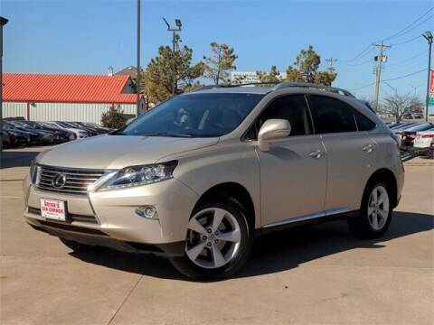 2015 Lexus RX 350 for sale at Auto Bankruptcy Loans in Chickasha OK