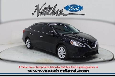 2019 Nissan Sentra for sale at Auto Group South - Natchez Ford Lincoln in Natchez MS