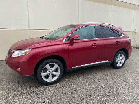 2010 Lexus RX 350 for sale at Crowne Motors in Newton IA