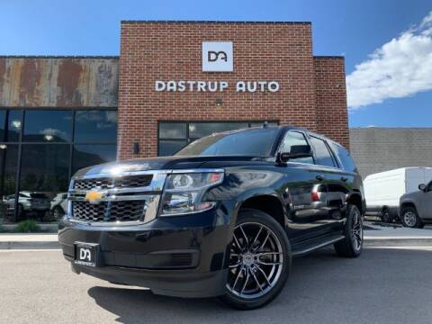2019 Chevrolet Tahoe for sale at Dastrup Auto in Lindon UT
