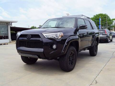 2017 Toyota 4Runner for sale at Kansas Auto Sales in Wichita KS