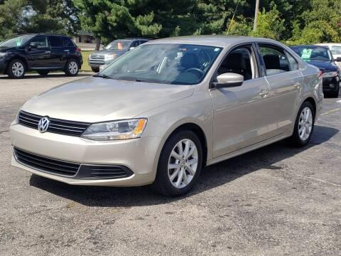 2014 Volkswagen Jetta for sale at Thompson Motors in Lapeer MI