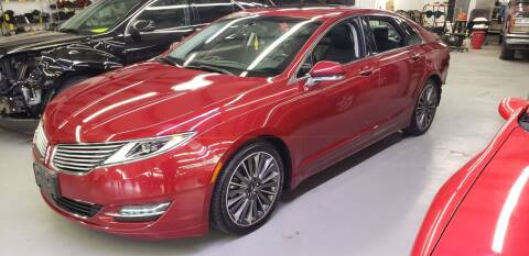 2015 Lincoln MKZ for sale at Adams Enterprises in Knightstown IN