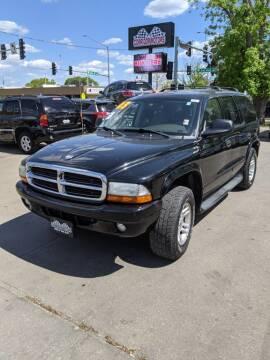 2003 Dodge Durango for sale at Corridor Motors in Cedar Rapids IA