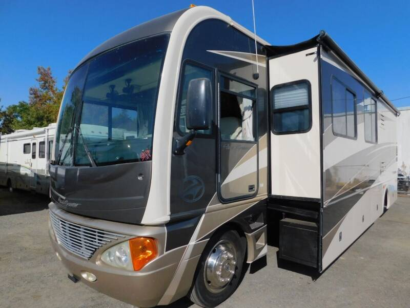 2006 Fleetwood PACE ARROW 36D for sale at Gold Country RV in Auburn CA