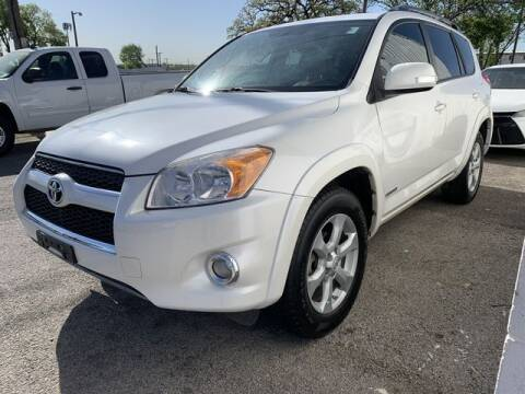 2012 Toyota RAV4 for sale at The Kar Store in Arlington TX