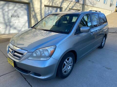 2005 Honda Odyssey for sale at ASHLAND AUTO SALES in Columbia MO