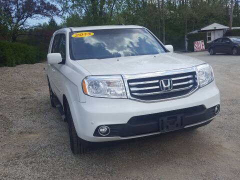 2013 Honda Pilot for sale at Jack Cooney's Auto Sales in Erie PA