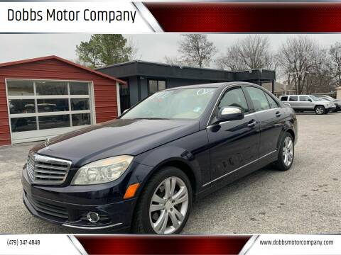 2008 Mercedes-Benz C-Class for sale at Dobbs Motor Company in Springdale AR