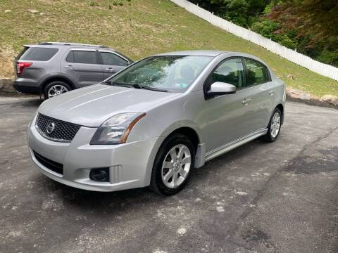 2011 Nissan Sentra for sale at MG Auto Sales in Pittsburgh PA