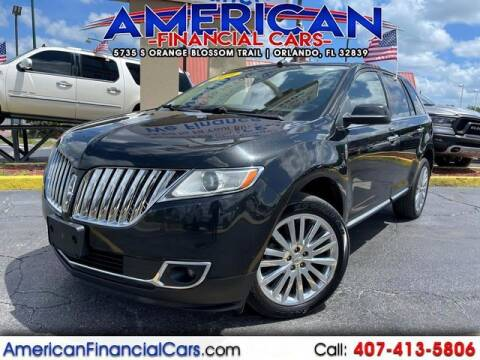 2011 Lincoln MKX for sale at American Financial Cars in Orlando FL