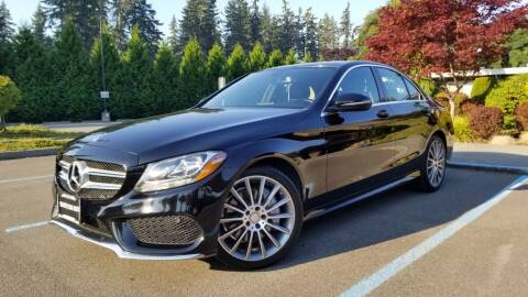 2017 Mercedes-Benz C-Class for sale at Silver Star Auto in Lynnwood WA