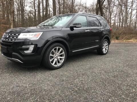 2016 Ford Explorer for sale at 4Auto Sales, Inc. in Fredericksburg VA