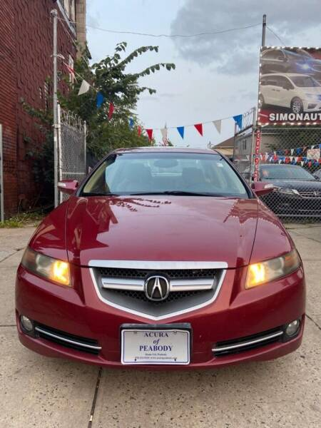 2008 Acura TL for sale at Simon Auto Group in Newark NJ