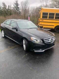 2014 Mercedes-Benz E-Class for sale at Car Country USA in Augusta NJ