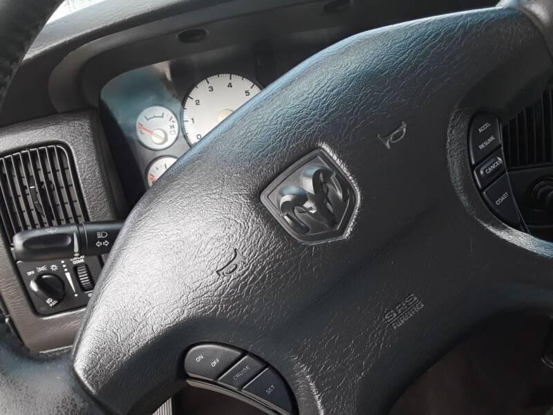 2003 Dodge Ram Pickup 1500 4dr Quad Cab SLT 4WD SB - Chantilly VA