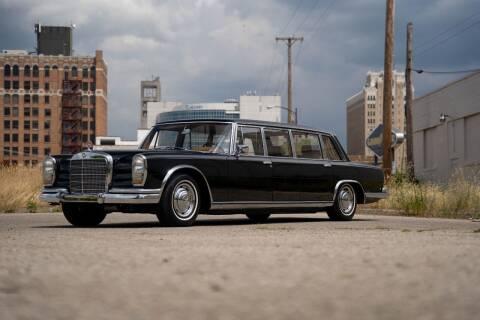 1965 Mercedes-Benz 600-Class