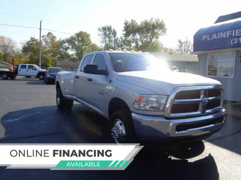 2018 RAM Ram Pickup 3500 for sale at Plainfield Auto Sales in Plainfield IN