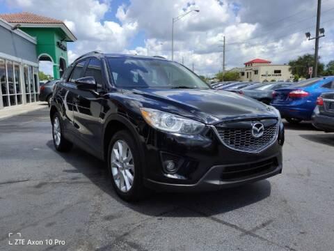 2014 Mazda CX-5 for sale at Start Auto Liquidation Center in Miramar FL