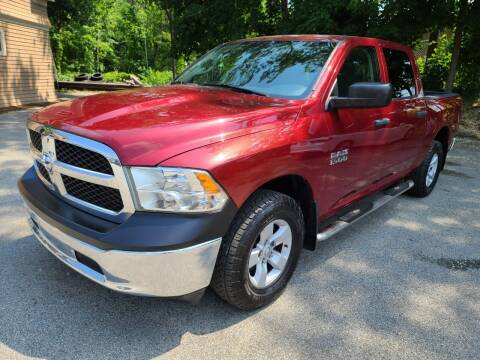 2013 RAM Ram Pickup 1500 for sale at Car and Truck Exchange, Inc. in Rowley MA