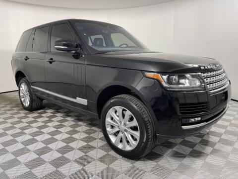 2017 Land Rover Range Rover for sale at Infiniti Stuart in Stuart FL