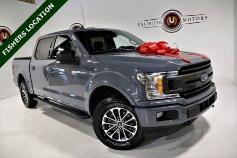 2019 Ford F-150 for sale at Unlimited Motors in Fishers IN