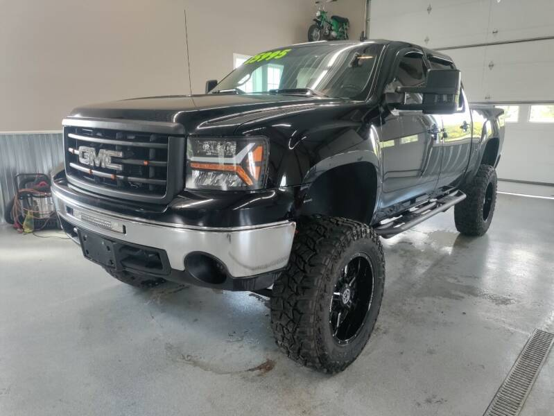 2013 GMC Sierra 1500 for sale at Sand's Auto Sales in Cambridge MN