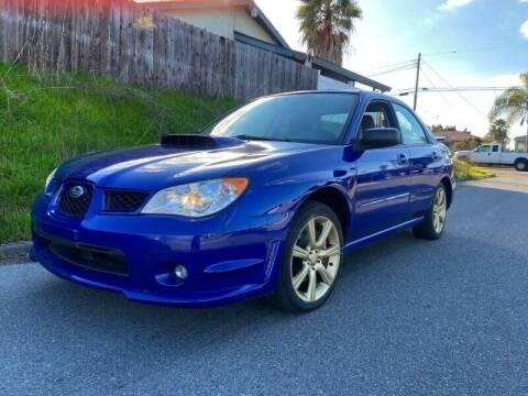 2006 Subaru Impreza for sale at Elite Car Center in Spring Valley CA