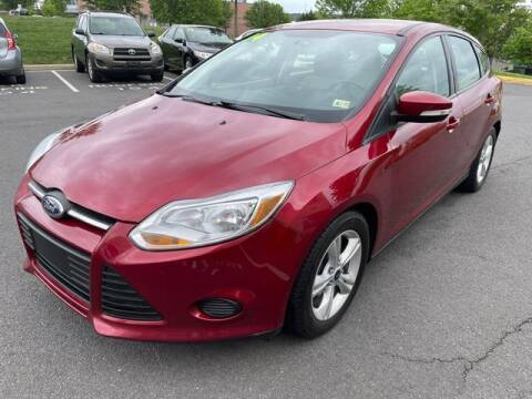 2014 Ford Focus for sale at SOUTH AMERICA MOTORS in Sterling VA