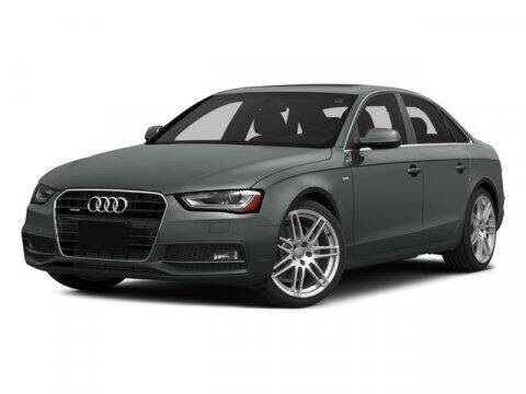 2015 Audi A4 for sale at Auto Finance of Raleigh in Raleigh NC