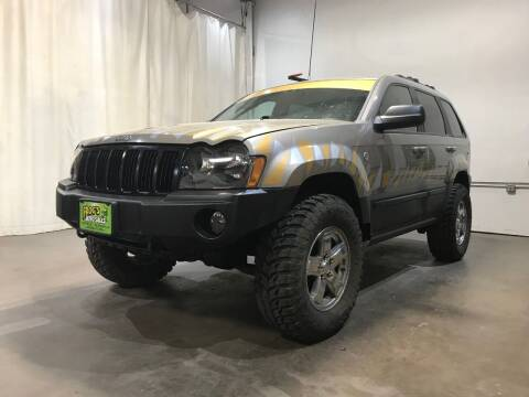 2005 Jeep Grand Cherokee for sale at Frogs Auto Sales in Clinton IA