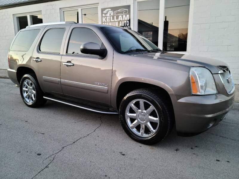 2011 GMC Yukon for sale at Kellam Premium Auto Sales & Detailing LLC in Loudon TN