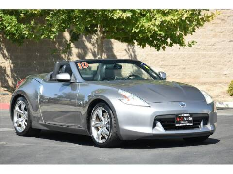 2010 Nissan 370Z for sale at A-1 Auto Wholesale in Sacramento CA