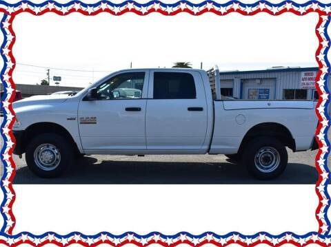 2013 RAM Ram Pickup 2500 for sale at American Auto Depot in Modesto CA