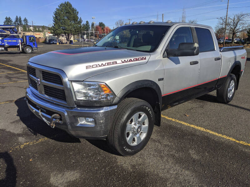 2012 RAM Ram Pickup 2500 for sale at Teddy Bear Auto Sales Inc in Portland OR