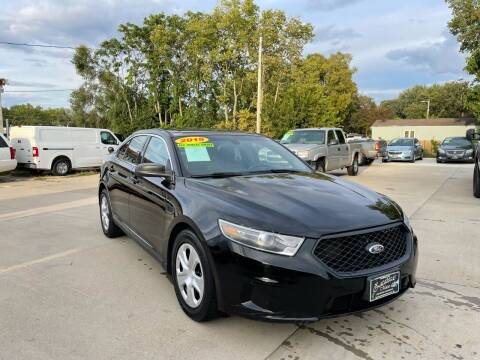 2015 Ford Taurus for sale at Zacatecas Motors Corp in Des Moines IA