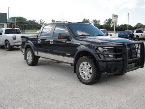 2014 Ford F-150 for sale at Frieling Auto Sales in Manhattan KS