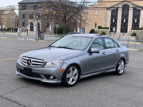2010 Mercedes-Benz C-Class for sale at Baldwin Auto Sales Inc in Baldwin NY